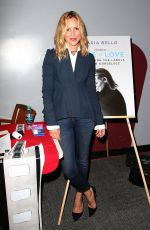MARIA BELLO at Live Talks Los Angeles in Conversation with Camryn Manheim