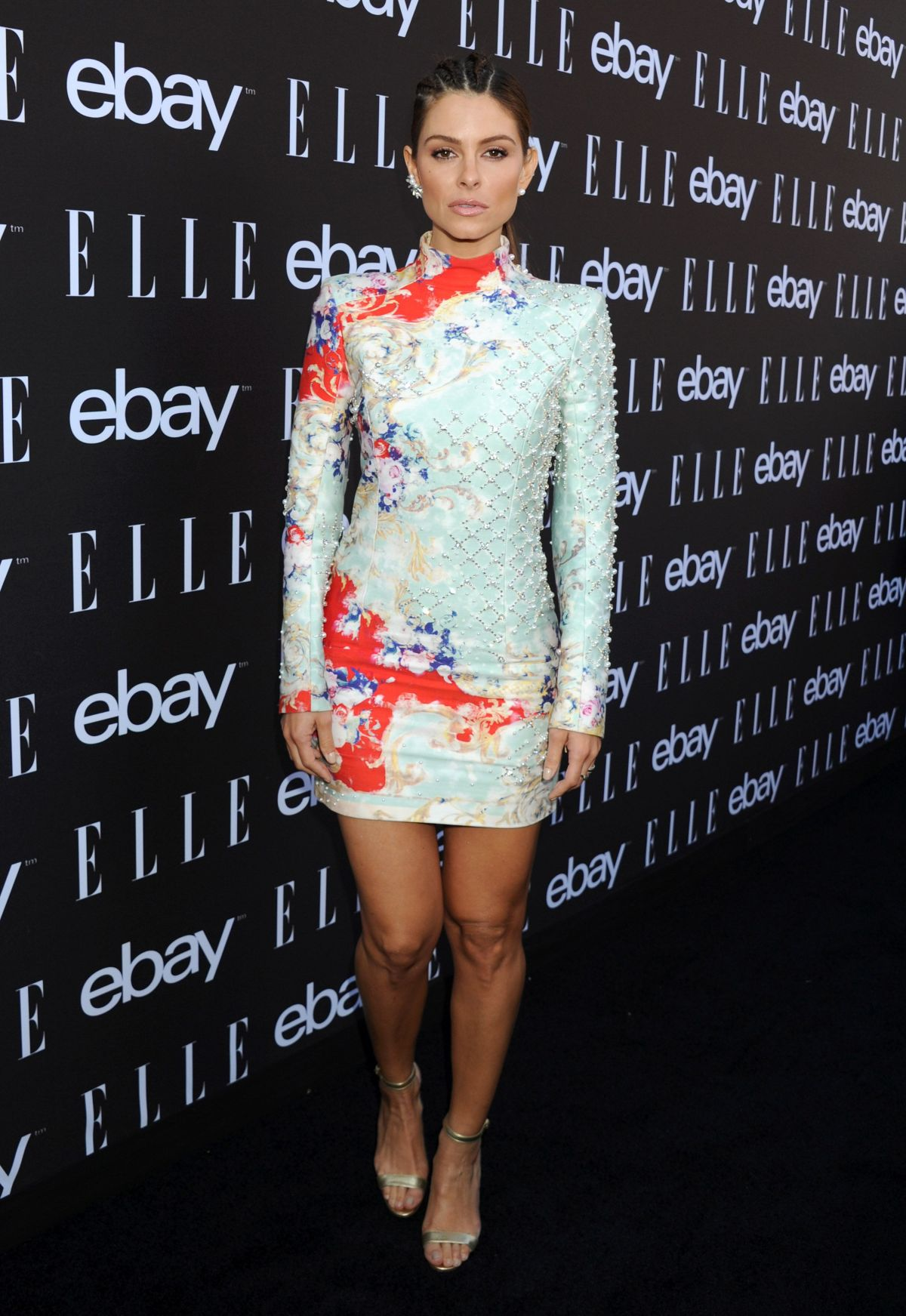 MARIA MENOUNOS at Elle Women in Music 2015 in Hollywood