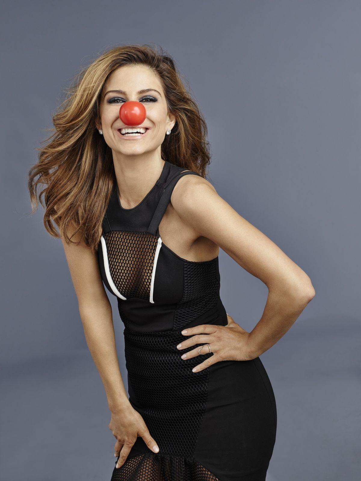 MARIA MENOUNOS - Red Nose Day Promos