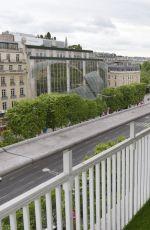 MARIA SHARAPOVA At Evian Sport Season Launch in Paris