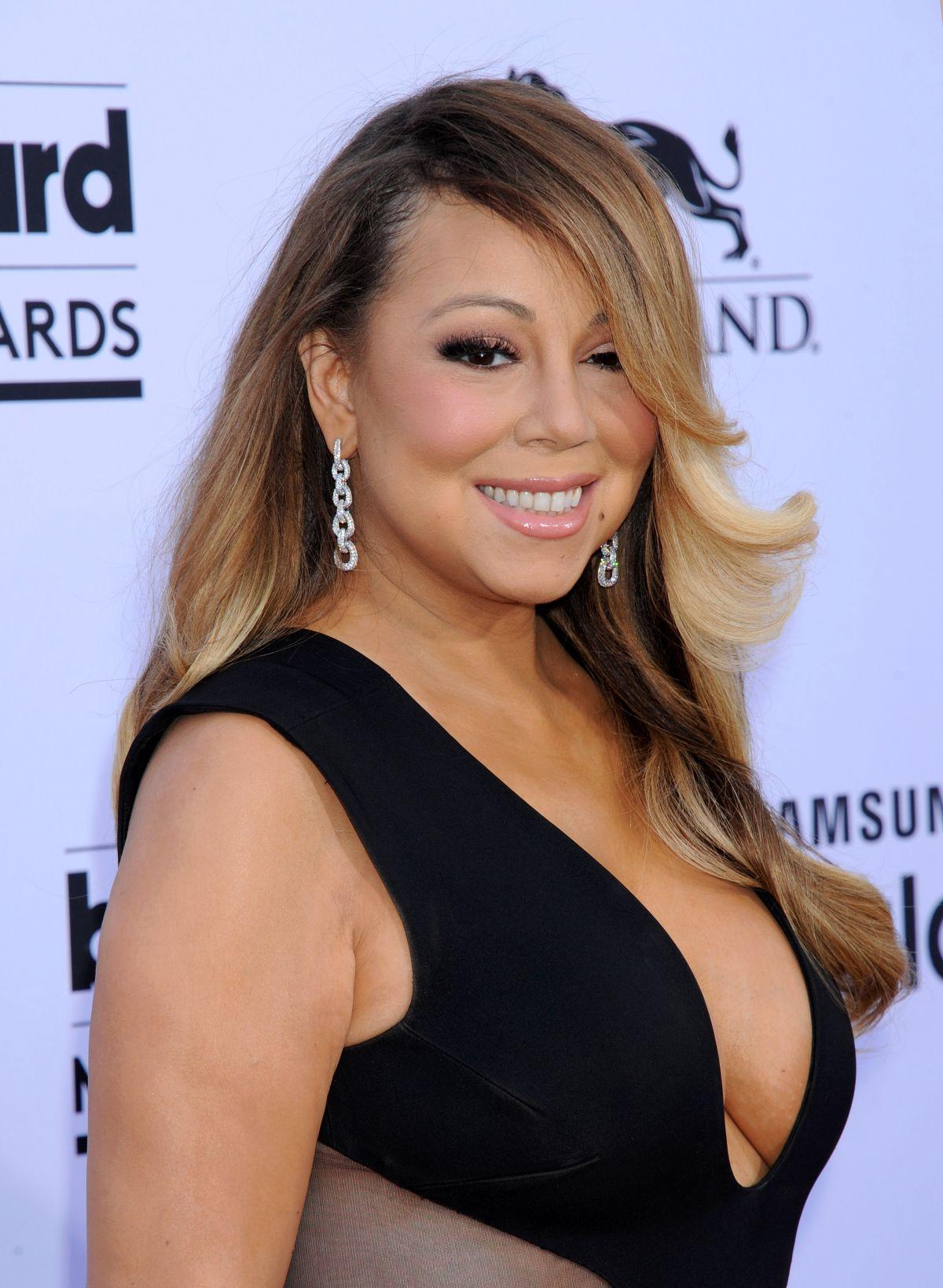 MARIAH CAREY at 2015 Billboard Music Awards in Las Vegas ... Mariah Carey