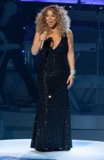 MARIAH CAREY Performs Mariah to Infinity Launch in Las Vegas