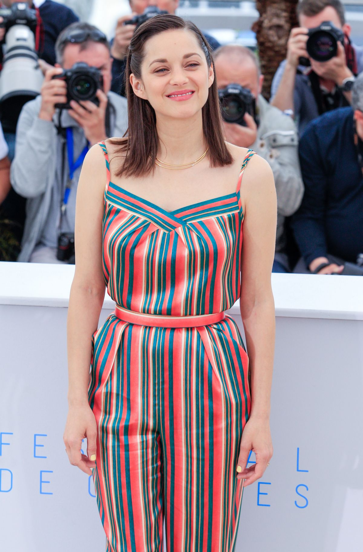MARION COTILLARD at Macneth Photocall at Cannes Film Festival
