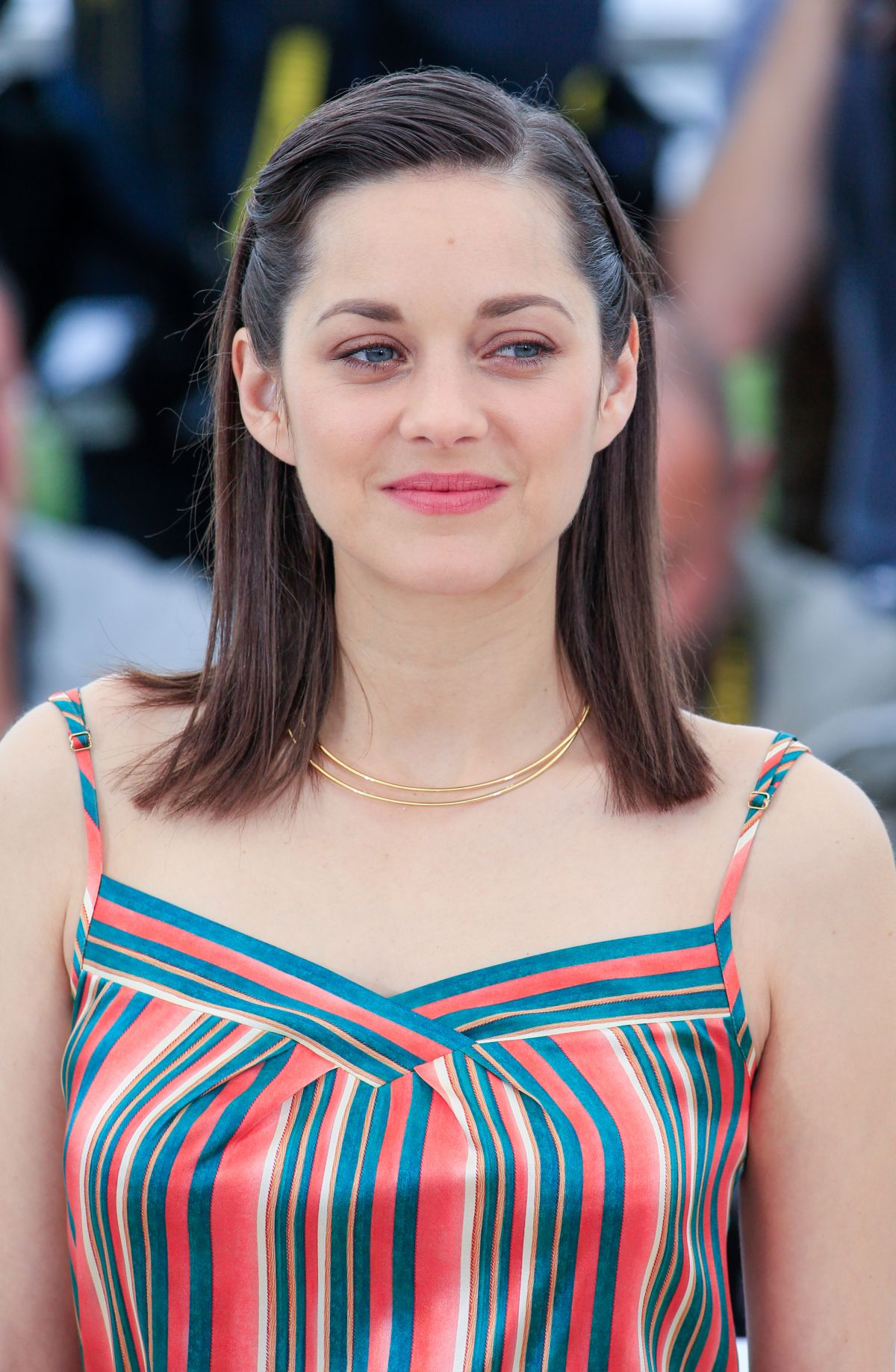 MARION COTILLARD at Macbeth Photocall at Cannes Film ...