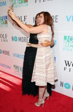 MARISKA HARGITAY at Joyful Revolution Gala in New York