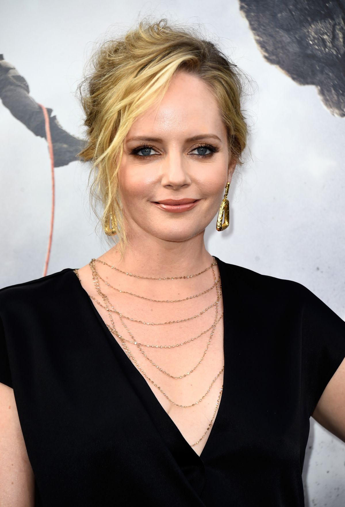 MARLEY SHELTON at San Andreas Premiere in Hollywood ...