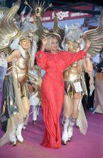 MARY J. BLIGE at Llife Ball 2015 in Vienna