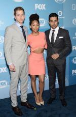 MEAGAN GOOD at Fox Network 2015 Programming Upfront in New York