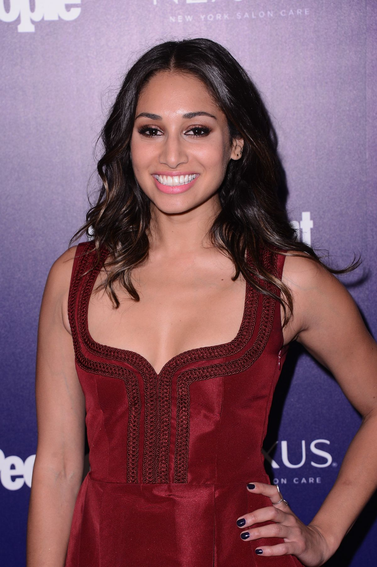 MEAGHAN RATH at EW and People Celebrate the NY Upfronts in New York