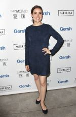 MEGAN BOONE at 2015 Gersh Upfronts Party in New York