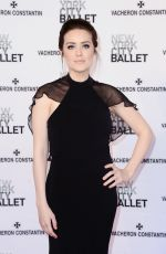 MEGAN BOONE at New York City Ballet 2015 Spring Gala in New York