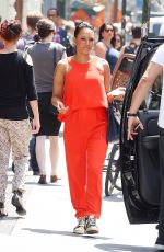 MELANIE BROWN Out Shopping in New York 05/26/2015