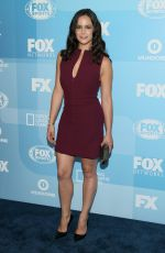 MELISSA FUMERO at Fox Network 2015 Programming Upfront in New York