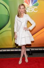 MELISSA GEIRGE at 2015 NBC Upfront Presentation in New York 05/011/2015