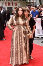 MELISSA MCCARTHY at Spy Premiere in London