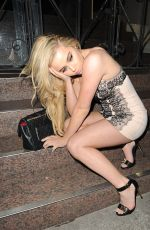 MELISSA REEVES - Drunk Night Out in Machester 05/01/2015