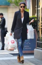 MERCEDES MASON Out Shopping in Vancouver 05/09/2015