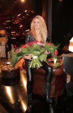 MICHELLE HUNZIKER at Herbstblond-gottschalks Great Birthday Party TV Show in Berlin