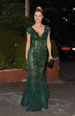 MICHELLE HUNZIKER at Television Direction Awards in Rome 05/25/2015