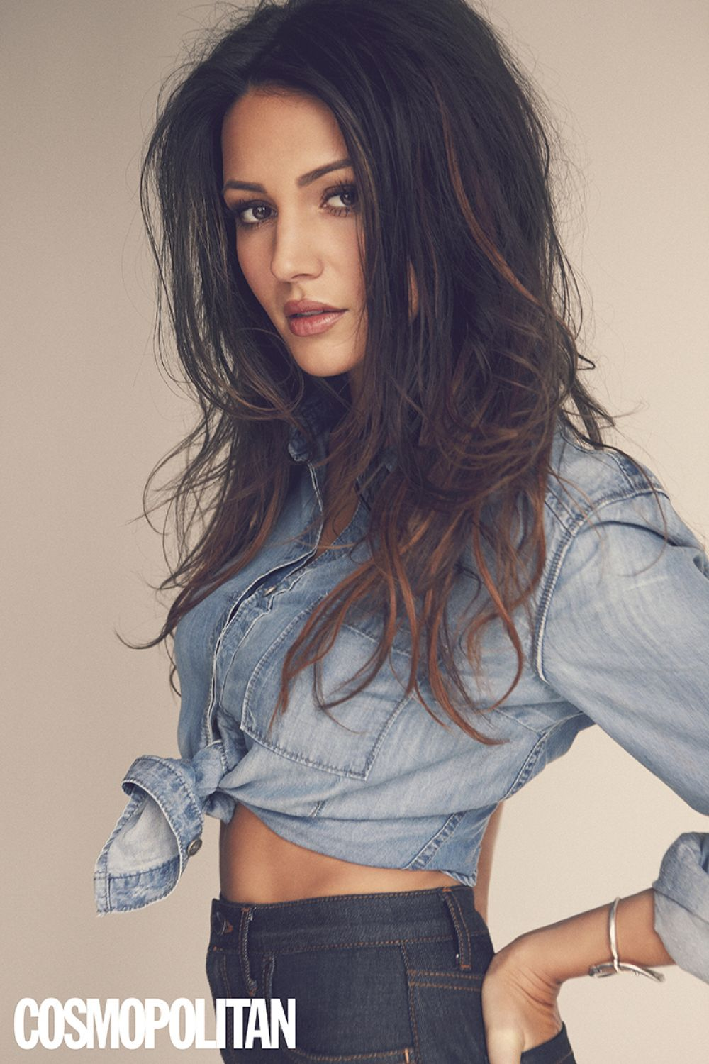 MICHELLE KEEGAN in Cosmopolitan Magazine, UK May 2015 Issue