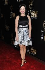 MICHELLE KNIGHT at 30th Annual Lucille Lortel Awards in New York