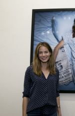 MICHELLE MONAGHAN at Tyler Shields: Historical Fiction Preview in Santa Monica