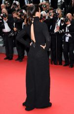 MICHELLE RODRIGUEZ at Cannes Film Festival 2015 Closing Ceremony