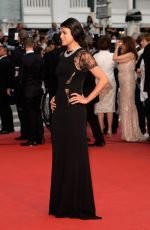 MICHELLE RODRIGUEZ at Irrational Man Premiere at 2015 Cannes Film Festival