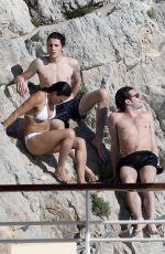 MICHELLE RODRIGUEZ in Bikini at Hotel Du Cap-eden-roc