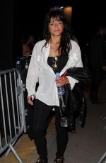 MICHELLE RODRIGUEZ Leaves Gotha Nightclub in Cannes 05/23/2015