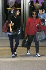 MINDY KALING at Los Angeles International Airport 05/20/2015