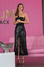 MIRANDA KERR Ambassador for Magnum Event in Cannes