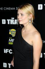 MISCHA BARTON at The D Train Premiere in New York