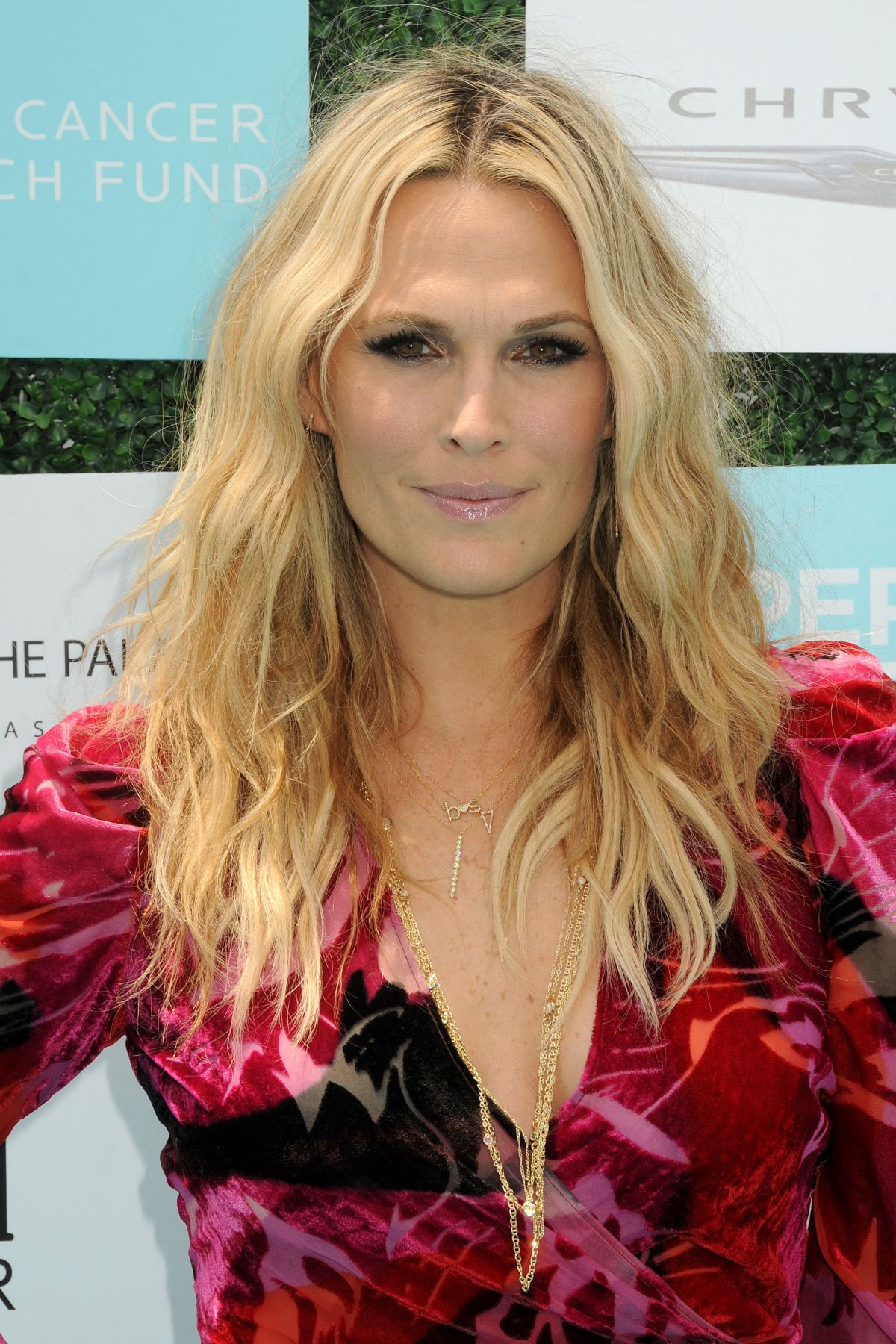 MOLLY SIMS at 2015 Super Saturday LA in Santa Monica