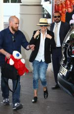 NAOMI WATTS Arrives at Martinez Hotel in Cannes 05/12/2015