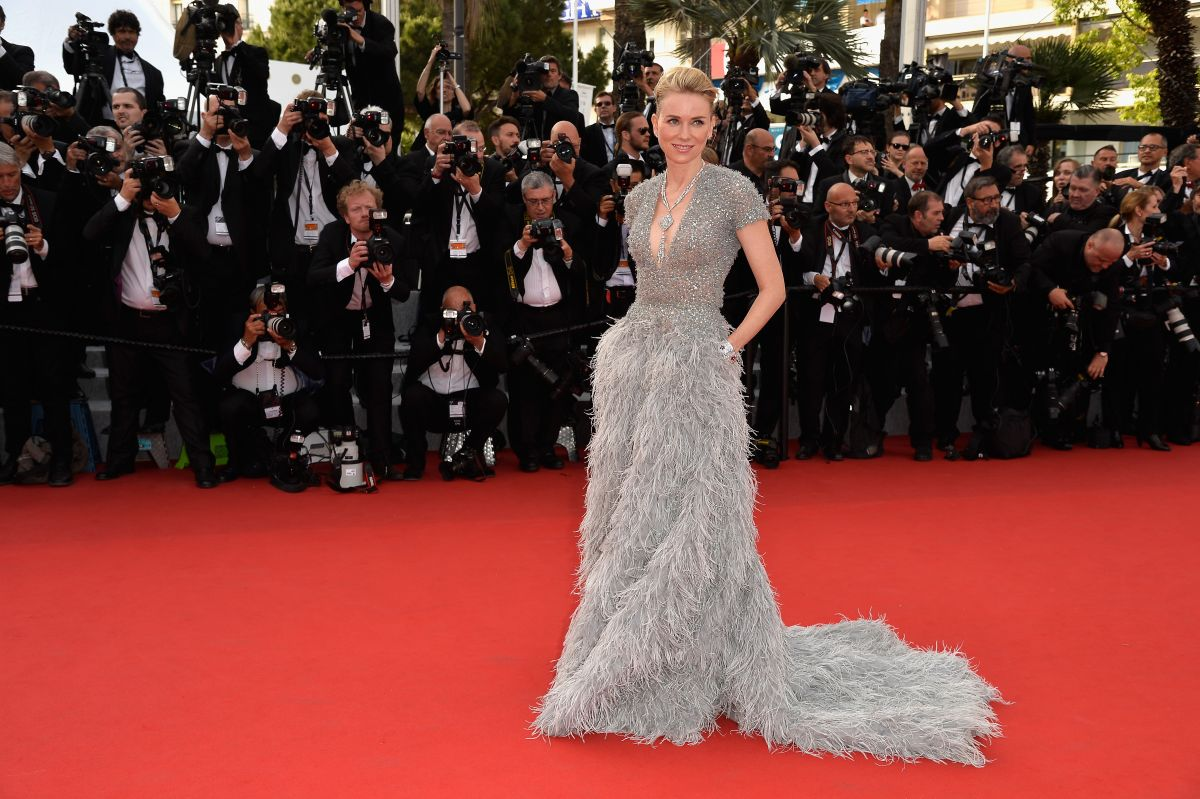 NAOMI WATTS at La Tete Haute Premiere at 2015 Cannes Film Festival