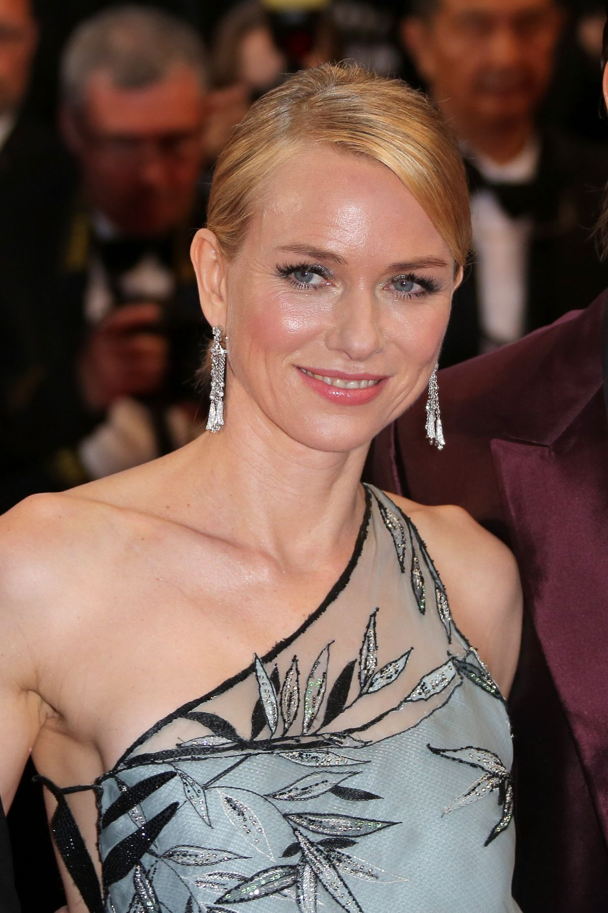 NAOMI WATTS at The Sea of Trees Premiere at Cannes Film Festival