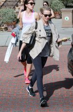 NAOMI WATTS Leaves a Gym in Brentwood 05/01/2015