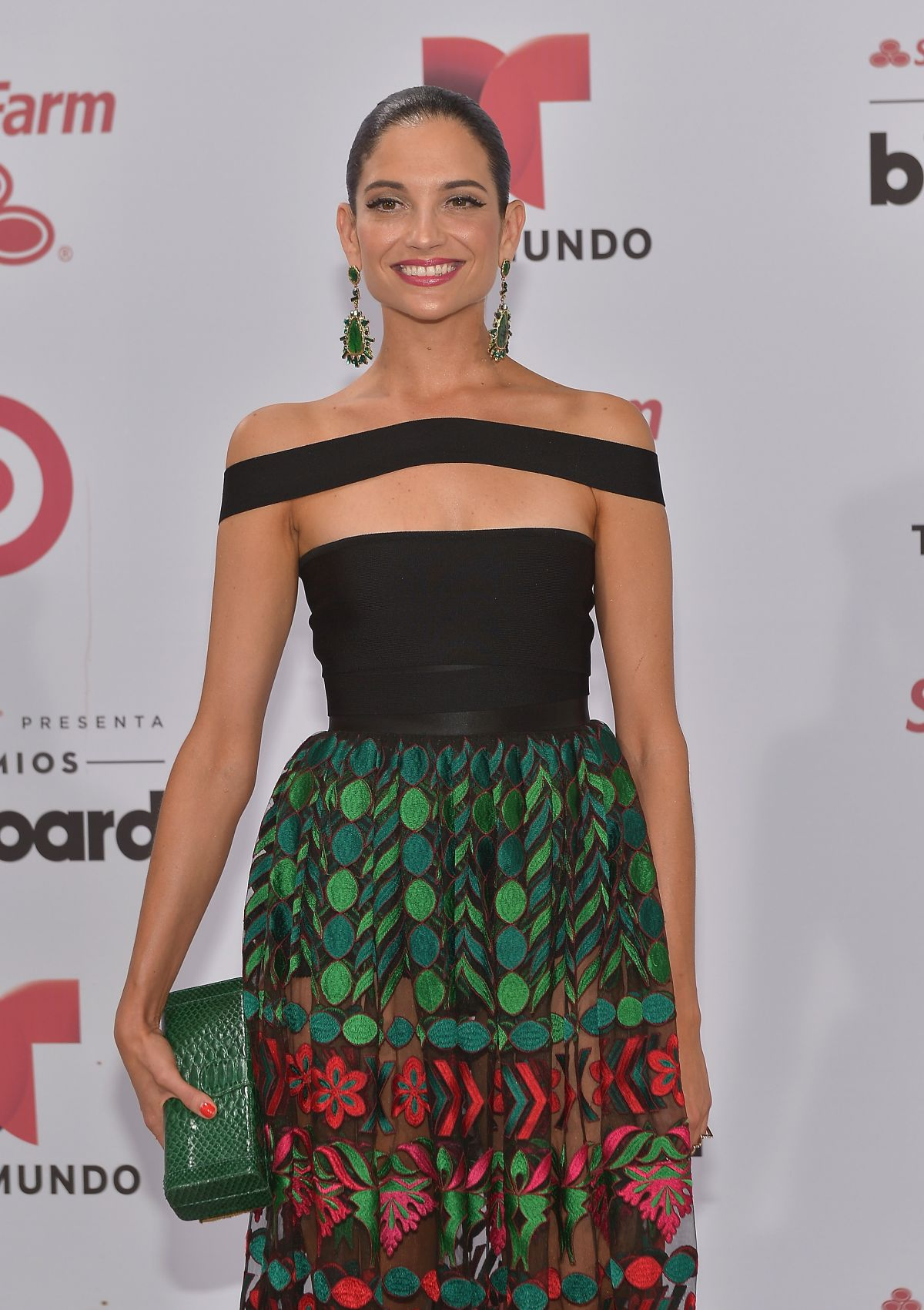 NATALIA JIMENEZ at 2015 Billboard Latin Music Awards in Miami