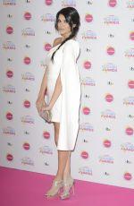 NATALIE ANDERSON at Lorraine High Street Fashion Awards