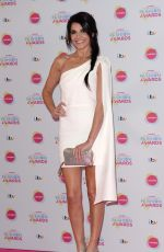 NATALIE ANDERSON at Lorraine High Street Fashion Awards