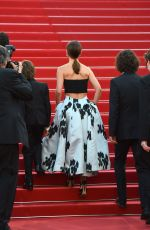 NATALIE PORTMAN at A Tale of Love and Darkness Premiere at Cannes Film Festival