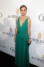 NATALIE PORTMAN at De Grisogono Party in Cannes
