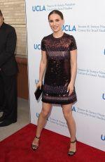 NATALIE PORTMAN at YCLA Israel Studies Awards in Los Angeles