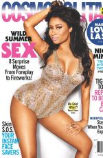 NICKI MINAJ in Cosmopolitan Magazine, July 2015 Issue