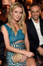 NICKY HILTON at The Fashion Institute of Technology