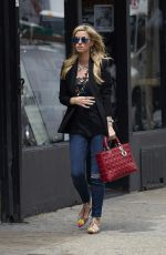 NICKY HILTON Out and About in East Village Neighborhood 05/01/2015