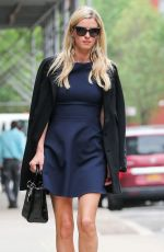 NICKY HILTON Out and About in New York 05/18/2015