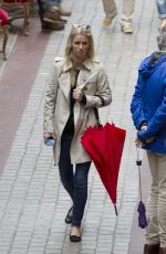 NICKY HILTON Out and About in Paris 05/04/2015