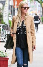 NICKY HILTON Out in New York 05/18/2015